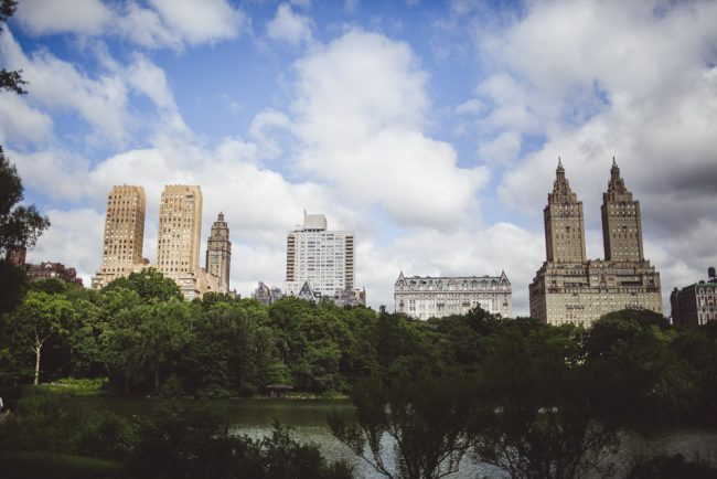 Central Park, le poumon vert de Manhattan