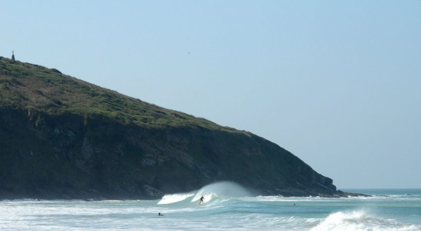 session surf dans le cotentin