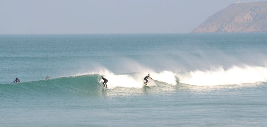 sessions surf en normandie
