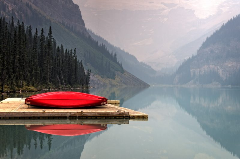 randonnee-kayak-lake-louise-canada