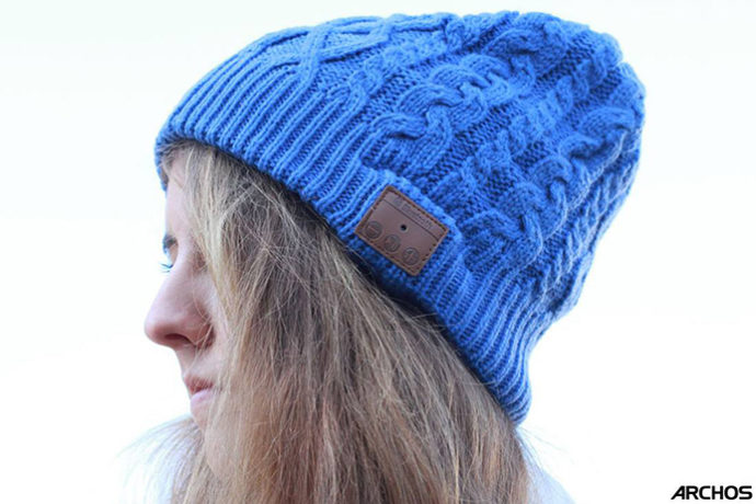 bonnet connecté-archos-music-beany