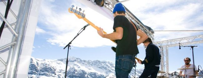 Stations festives - Avoriaz - Rock the pistes