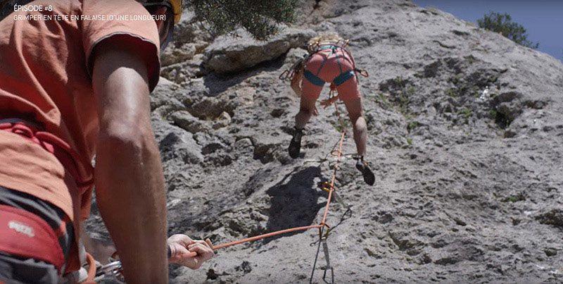 Tuto Escalade - Monter en tete en falaise - Bien suivre le grimpeur.jpg