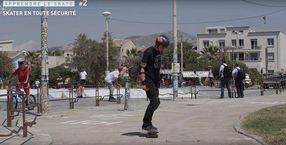 Goofy ou regular position skate