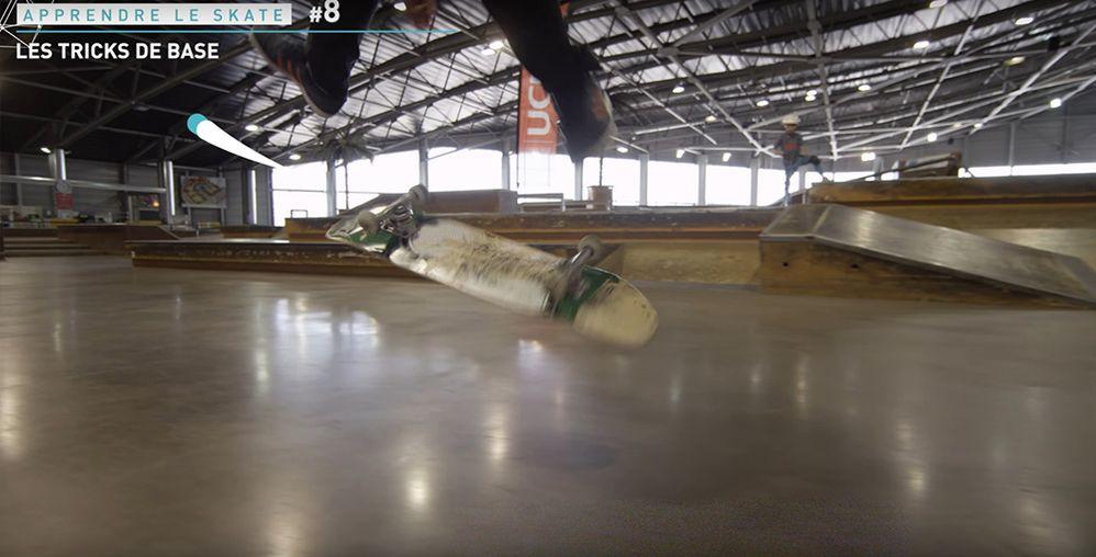 Kickflip trick de base skateboard.jpg