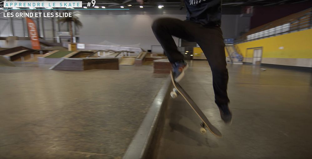 Faceplant skateboard