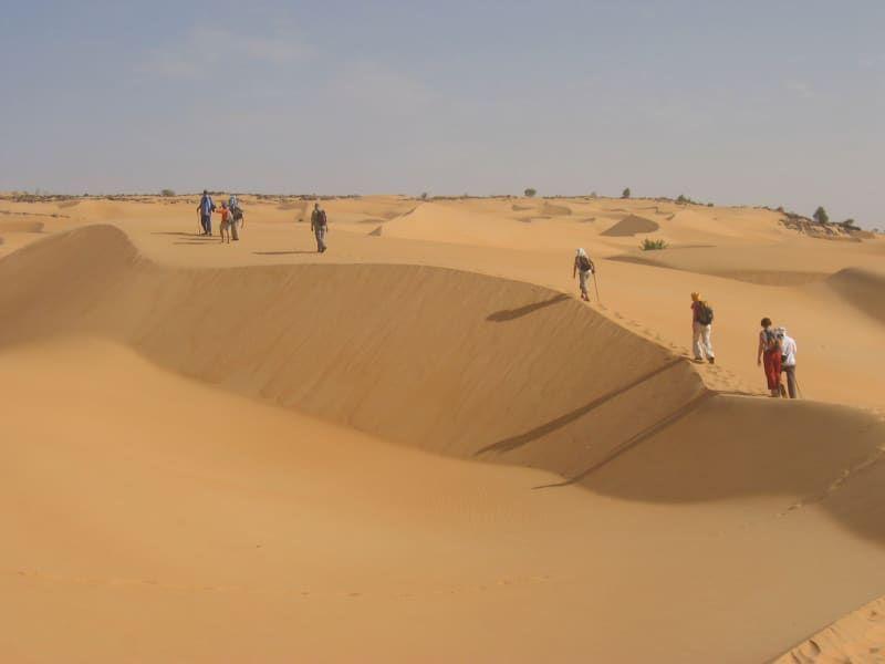 2016_Trek_Sahara_depuis_Mauritanie