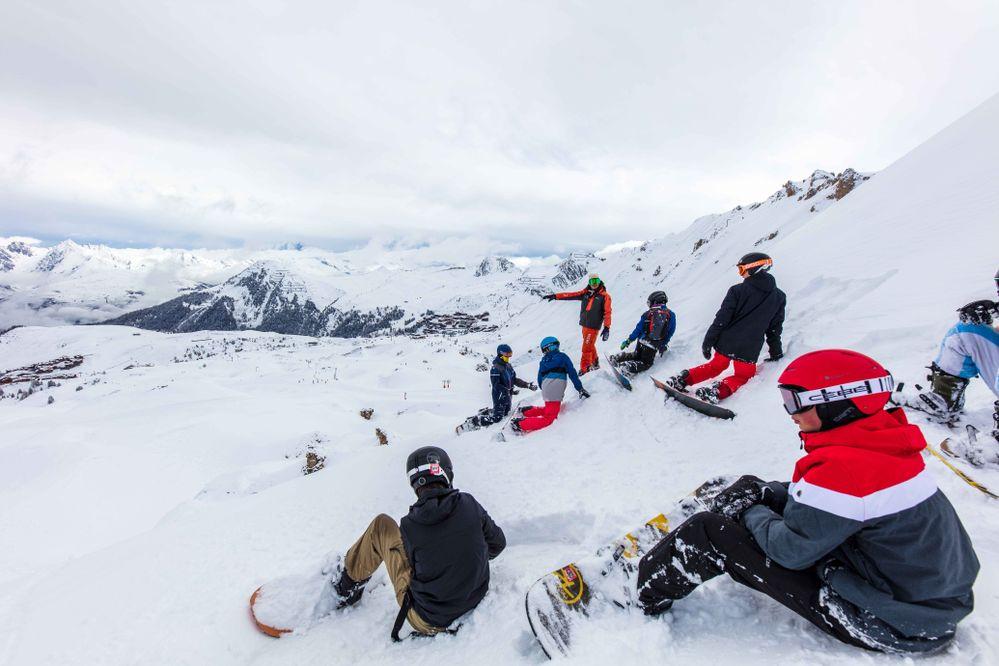 Moniteur-ski-cours-de-snowboard