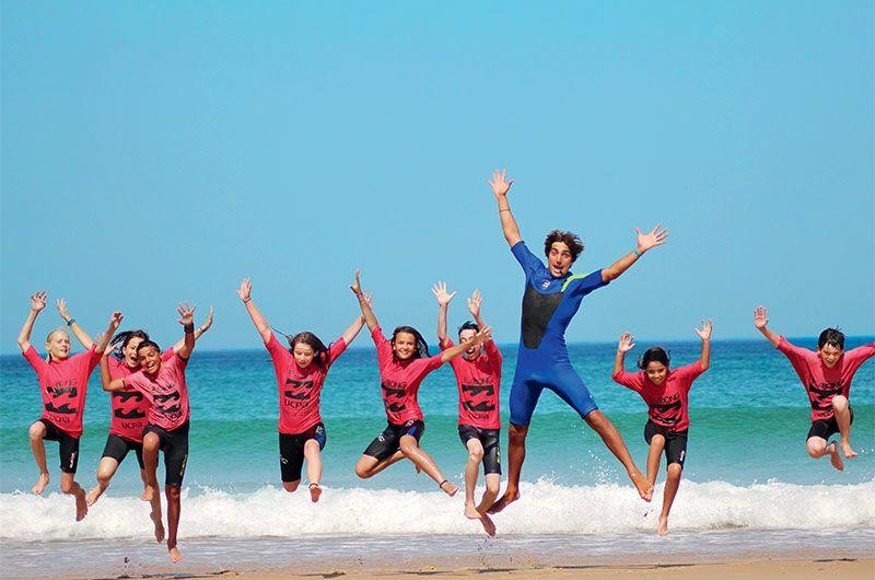 Colonie de vacances surfcamps
